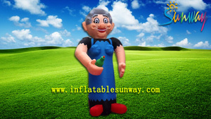 Wholesale Inflatable Character, Figurines Statue For Commercial Exhibition