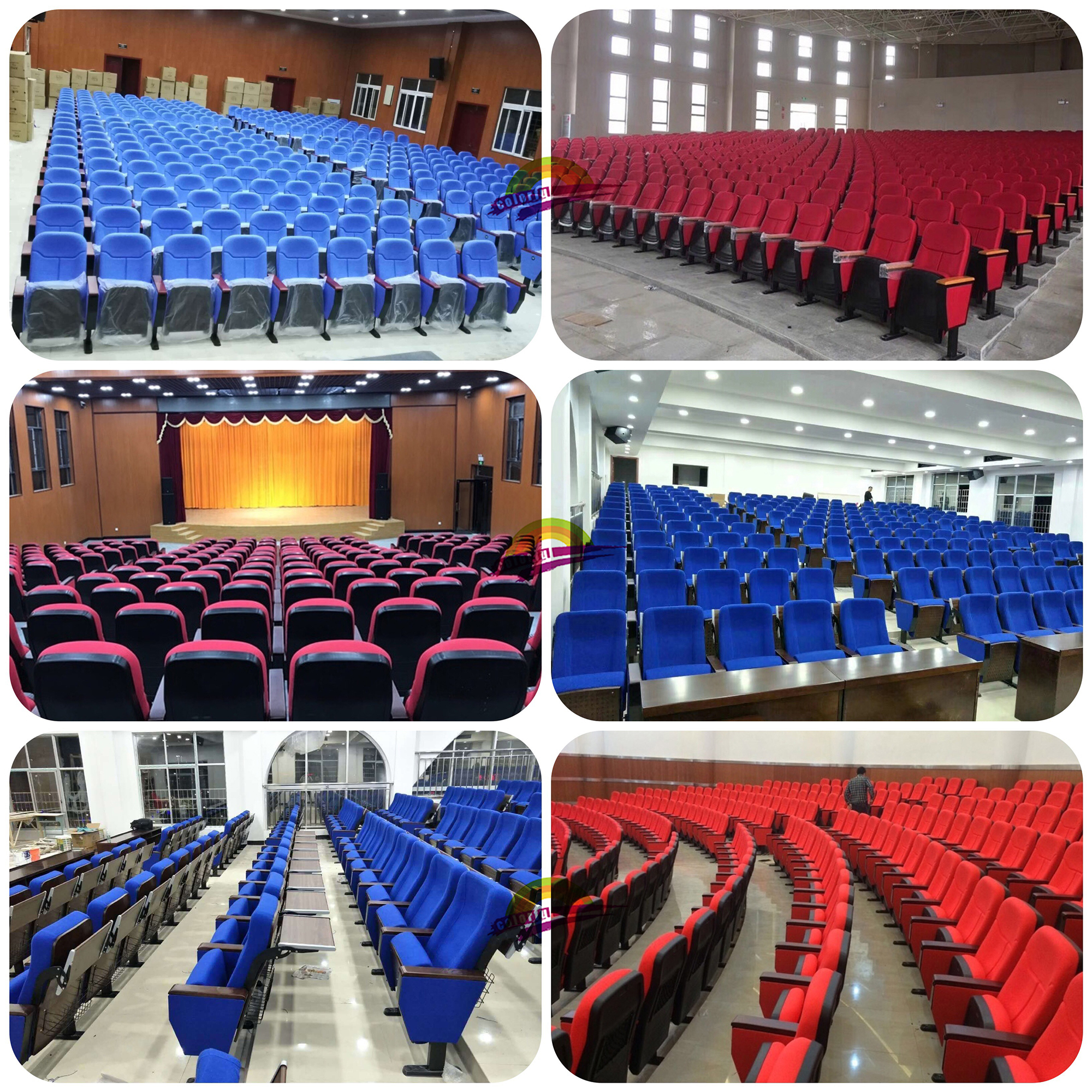 Auditorium chair YA-05