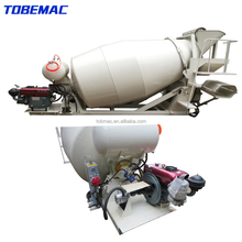 JCR-3 Small Concrete Mixer Truck Price