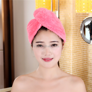 Microfiber Towel Quick Dry Magic Hair Drying Turban Towel for Spa Bathing