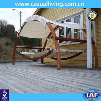 Hangmat Stoel Met Standaard.Indoor Vierkante Hangmat Standaard Outdoor Hangmat Stoel Met Houten