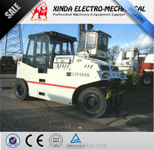 Lutong LTP1016 10-16tons Pneumatic Tyre Road Roller