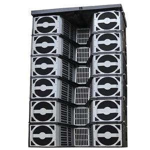 10000W 4-Way Full-Range Full Neo DJ Sound Box Professional Line Array Speaker System Stadium PA System