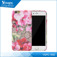 Veaqee 2016 new products pc+tpu plain rubber jelly skin case cover for iphone 6s