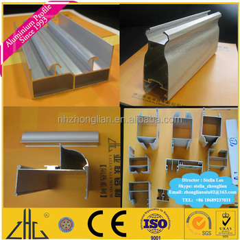 Wow Aluminium Extrusion For Curtain Wall Partition Limit