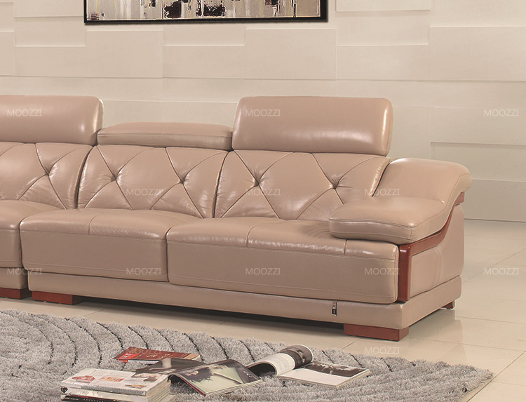 modern mexico leather sofa furniture alibaba china buy. Black Bedroom Furniture Sets. Home Design Ideas