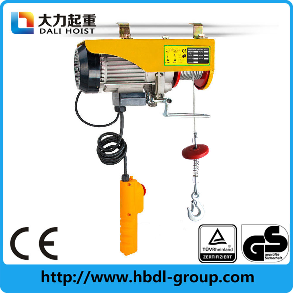 Electric Winch: Electric Winch With Limit Switch on