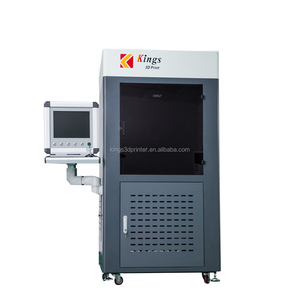 High precision high speed KINGS SLA600 professional used 3d printer