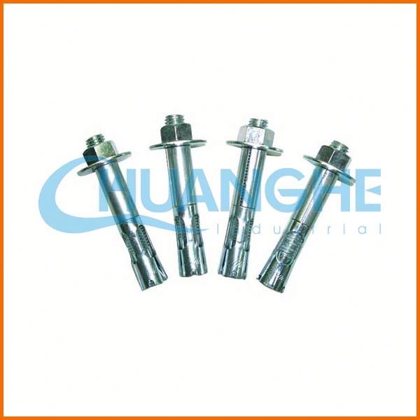 Made in China hammer drive plugs with screws