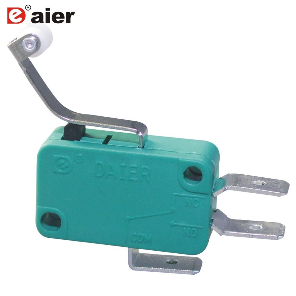 Normally Open Micro Switch, Normally Open Micro Switch Suppliers and ...