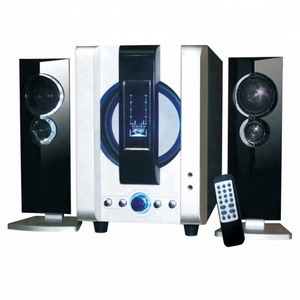 2.1CH Multimedia Speaker Home Theater 50W Smart Home Automation System