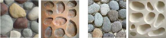 Daur Ulang Cetakan Silikon PVC untuk Membuat Batu Buatan