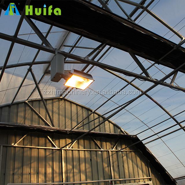 Good Quality automatic blackout light deprivation greenhouse