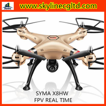 Syma drone FPV quadcopter SYMA X8HW with HD camera for aerial photography