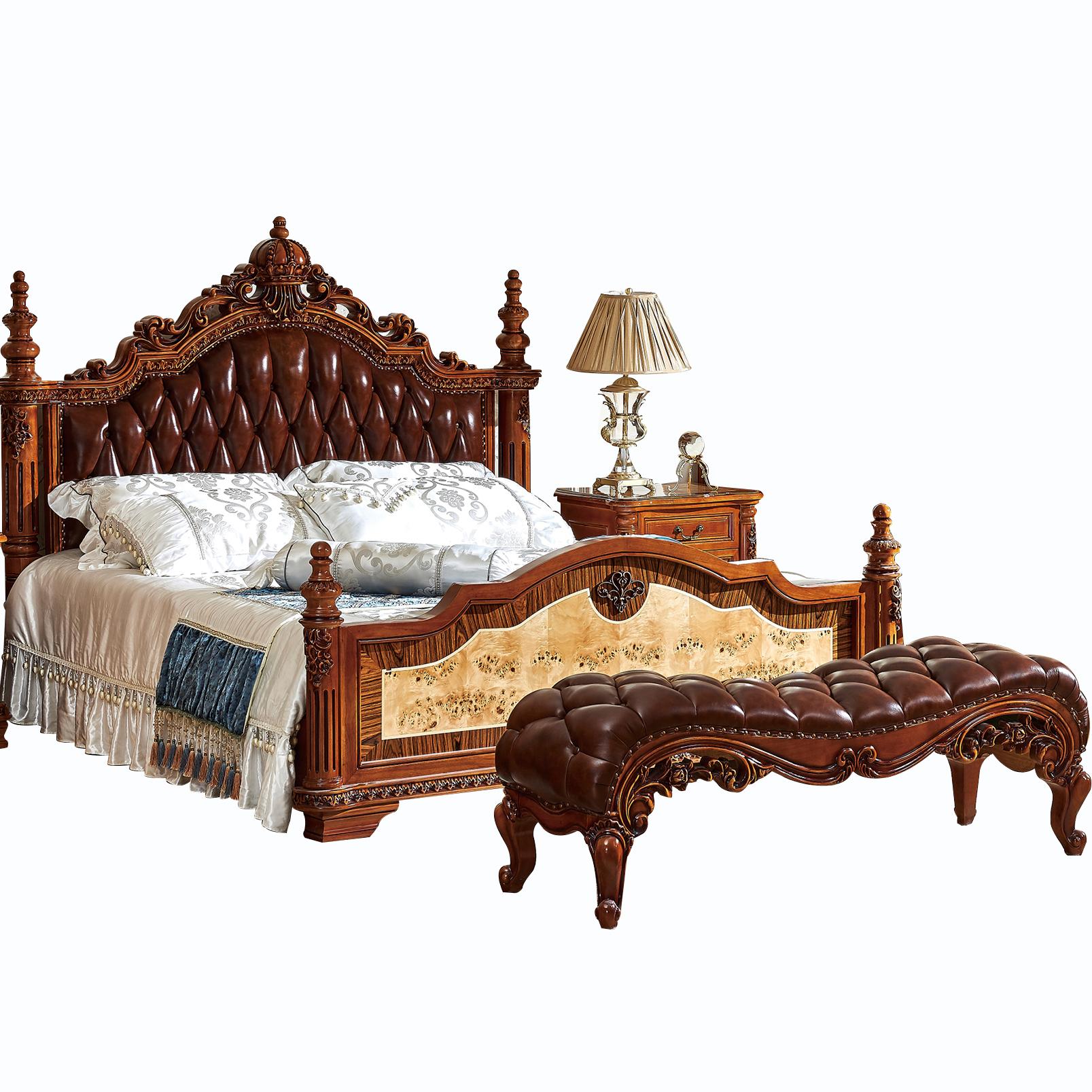 Hot Sale Popular Antique Bedroom Furniture Set 4 Pcs In 1 Set King Size Bedroom Sets Buy Popular Antique Bedroom Furniture Set 4 Pcs In 1 Set King Size Bedroom Sets Hot