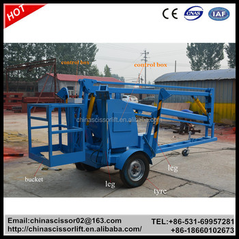 16m Articulated China Crawler Boom Lift For Sale - Buy Towable Boom  Lift,Compact Boom Lift,Mobile Boom Lift Product on Alibaba com