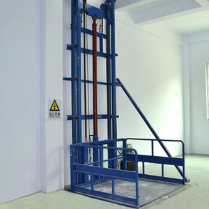 Warehouse Goods Lift Cage Lift Cargo Elevator for Sale