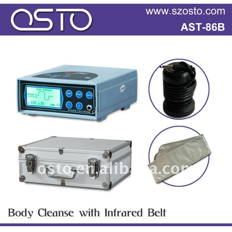 China New Ion detox foot cleanse machine AST-86B (CE/RoHS)
