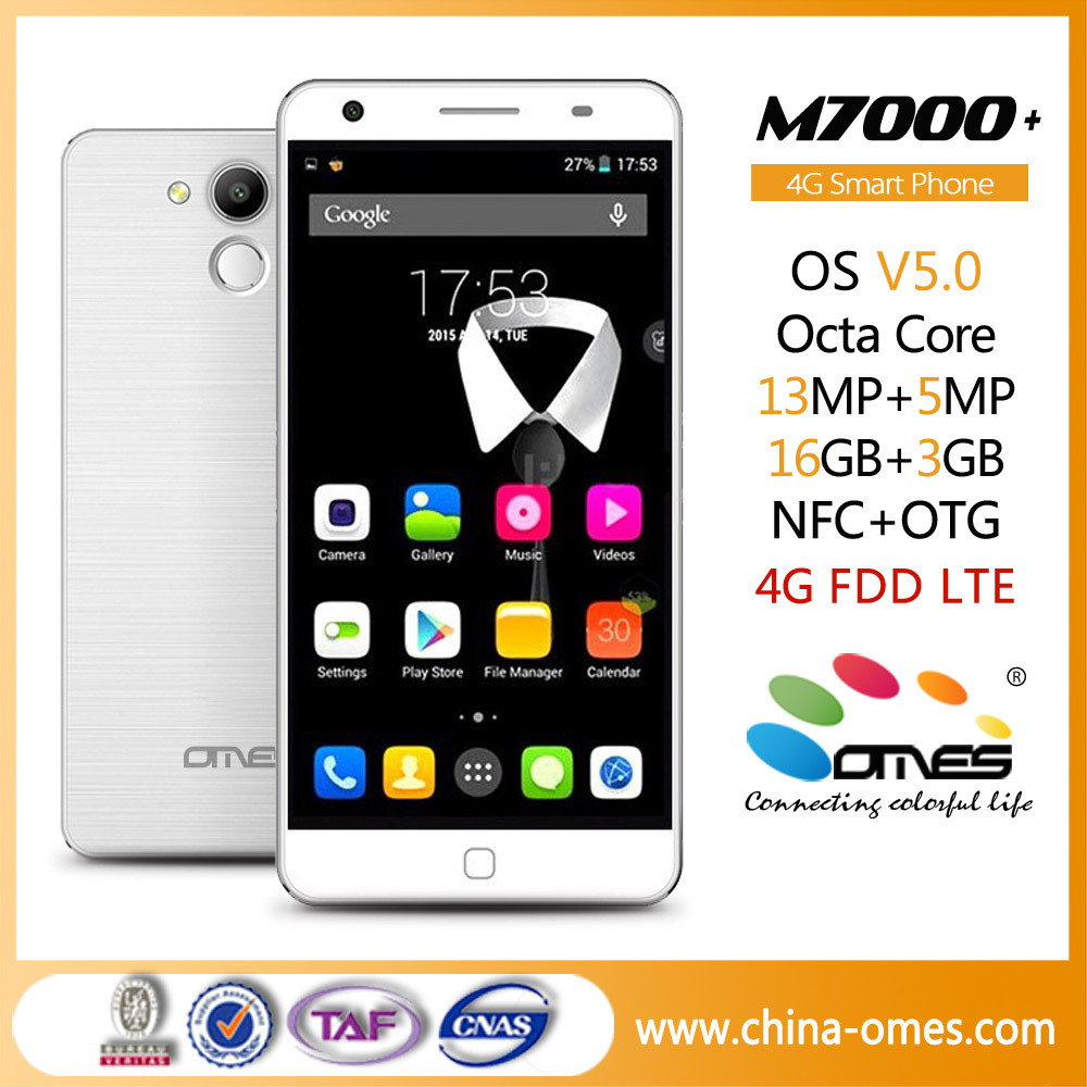 24d3bf7a91e 5.5inch China MTK6752 13MP Camera Android Mobile Phone