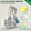 2016 Lucao 6FW-50B corn maize milling machines south africa
