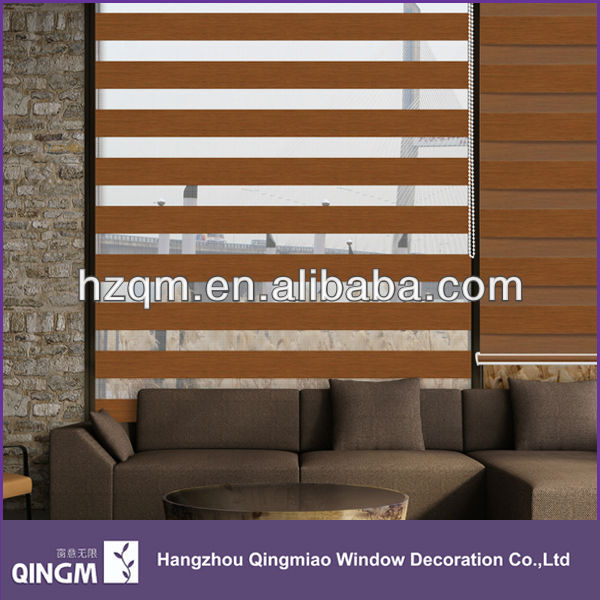 home decorating ideas of roller blind fabric for making combi zebra blind