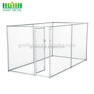 China Factory Wholesale Pet Dog Kennels Cages House outdoor