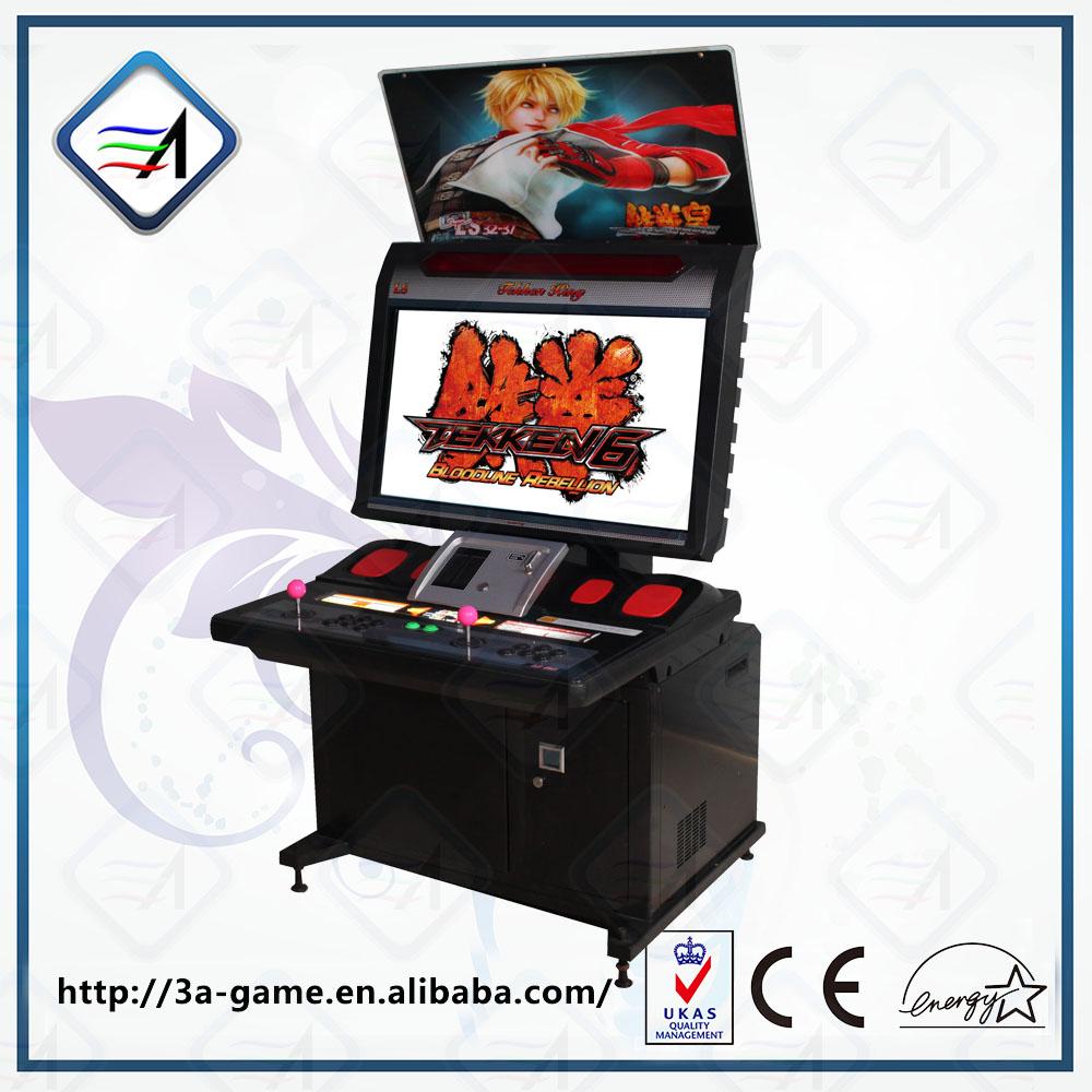 Tekken 6 Cheap Arcade Cabinet Fighting Game Machine - Buy Arcade ...