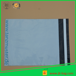 White Strong Postal Bag 9''x12'' Express Pastic Mail Bags Postage Mailer 2 Mil Cheap Plastic Mailing Envelope