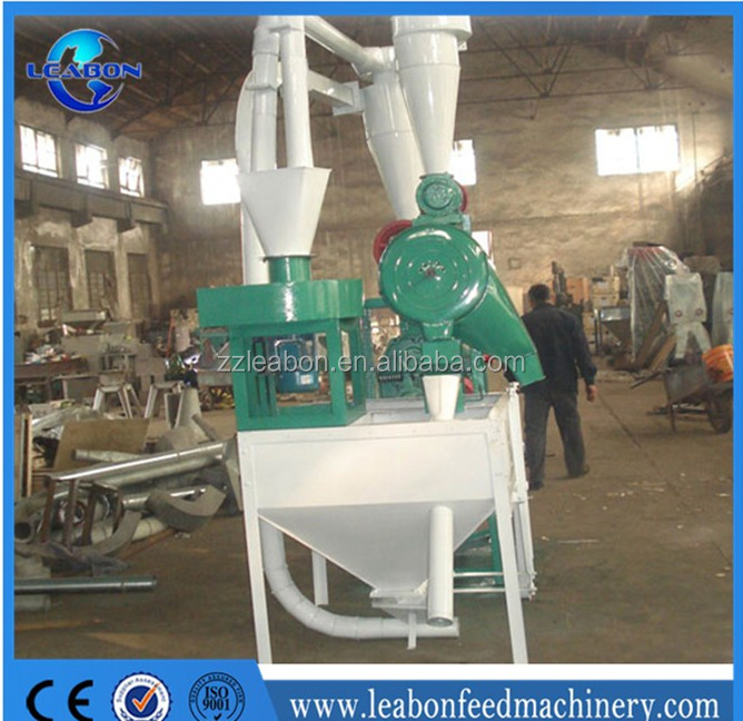 2017 new design cheap price wheat/corn flour milling equipment