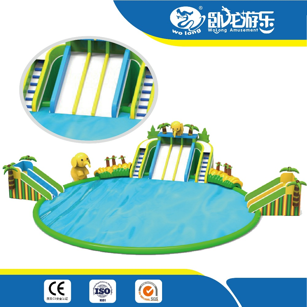 inflatable water slide clearance, tobogan hinchable water slide