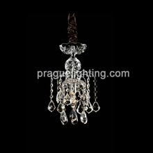 African chandelier small low hanging lights single pendant lamp