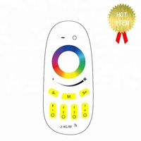 High Quality RGB WW LED Smart Remote Strips RF controller XMJ-113