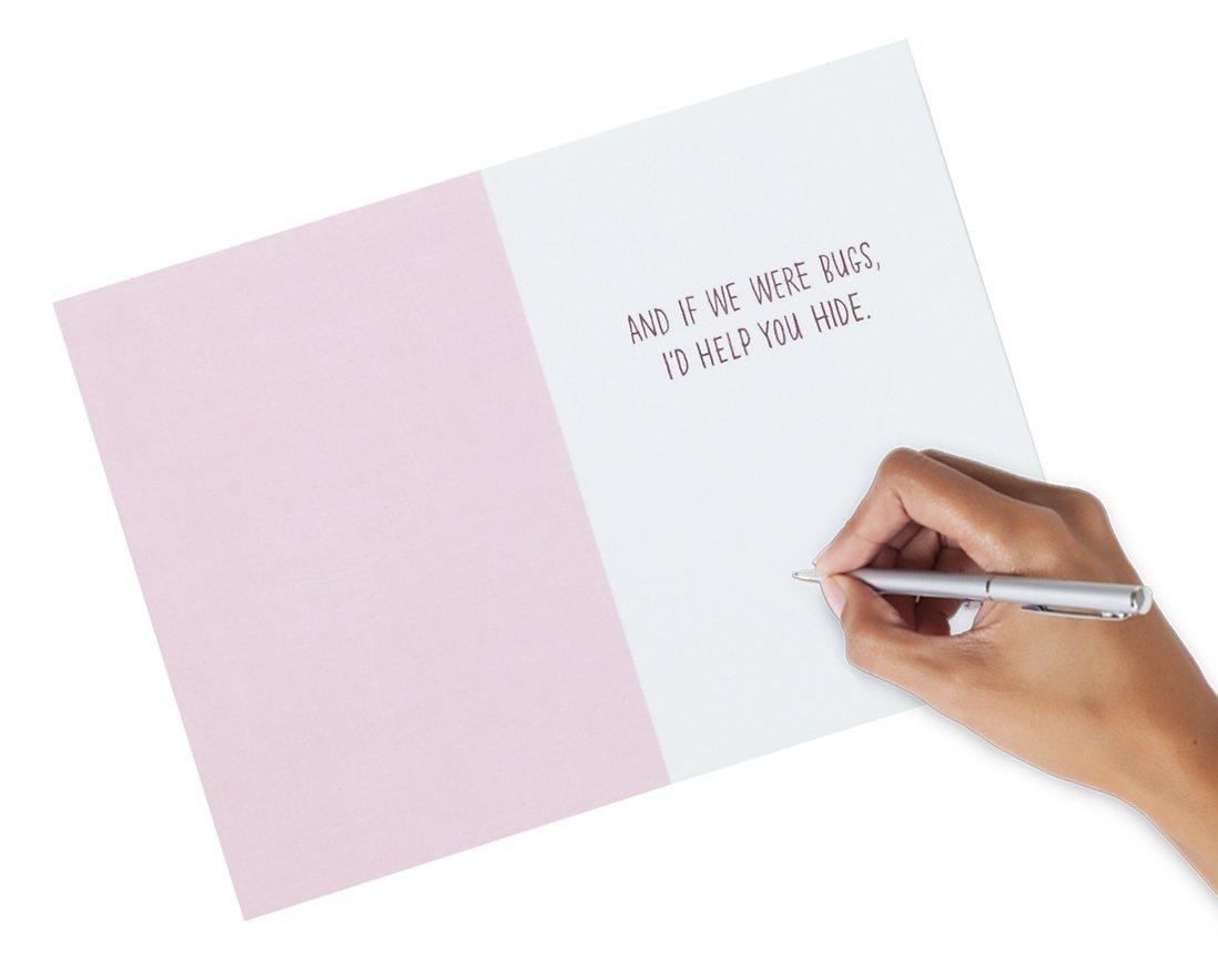 Divertente il Giorno di san valentino Biglietto di Auguri per il Partner Romantico