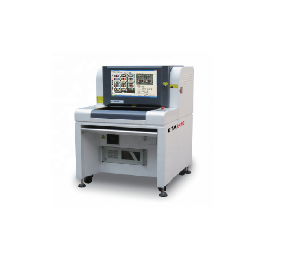 High Resolution S14 Automatic 3D SMT AXI Automated Inspection System Equipment,PCB AOI Optical Inspection Machine Factory