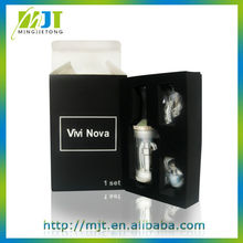 100% Original mini vivi nova v3 rotatable with 1.8/2.4/2.8ohm