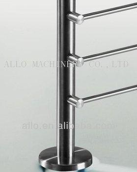 Stainless Steel Palang Bar Pemegang Untuk Konektor Pasca Pagar