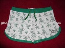 Bent over panties