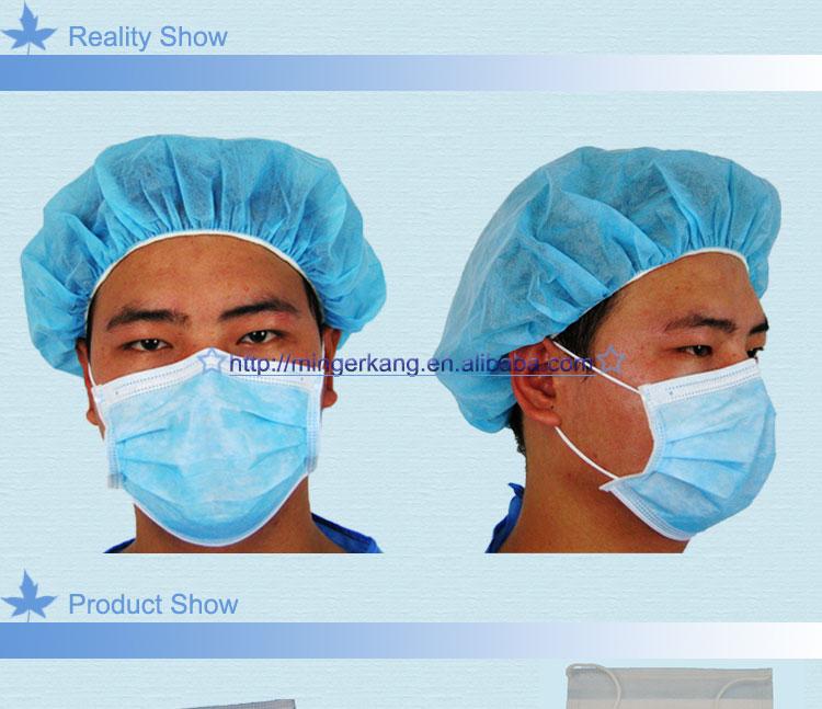 Disposable 4ply Active Carbon Fiber Face Mask Price