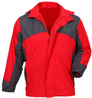 SnowWarm advanced battery heated fishing apparel