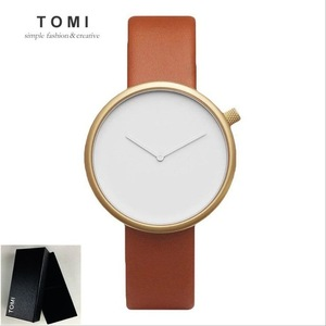 China factory hot selling new design tomi simple fashion brands mens watch wholesale price