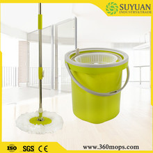 Reliable quality stackable spin 360 spin mop