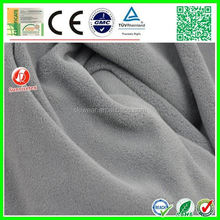 high quality super soft tricot fleece fabric