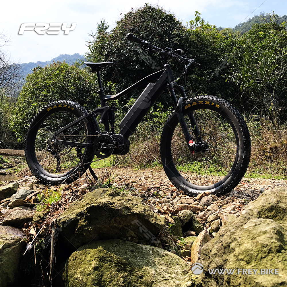 2018 AM1000 <strong>Bicycle</strong> full suspension 48V 1000W Bafang ULTRA G510 mid drive system electric mountain <strong>bicycle</strong>