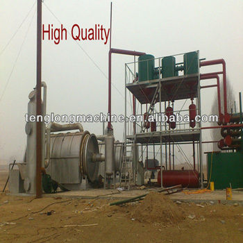 Scrap tire waste tyre used tire pyrolysis equipment of for Scrap tractor tires