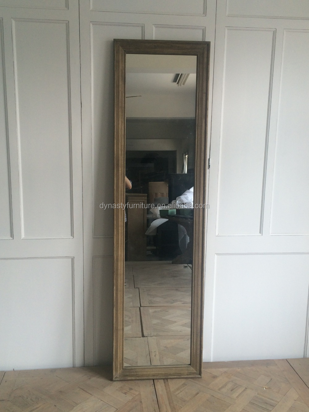 Decoratieve smaakvolle houten badkamer muur spiegel spiegels product id 60519259470 dutch - Decoratieve spiegel plakken ...