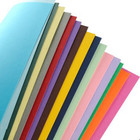 10pcs packing 220gsm A4 size color Paper color card board for office uses and craft