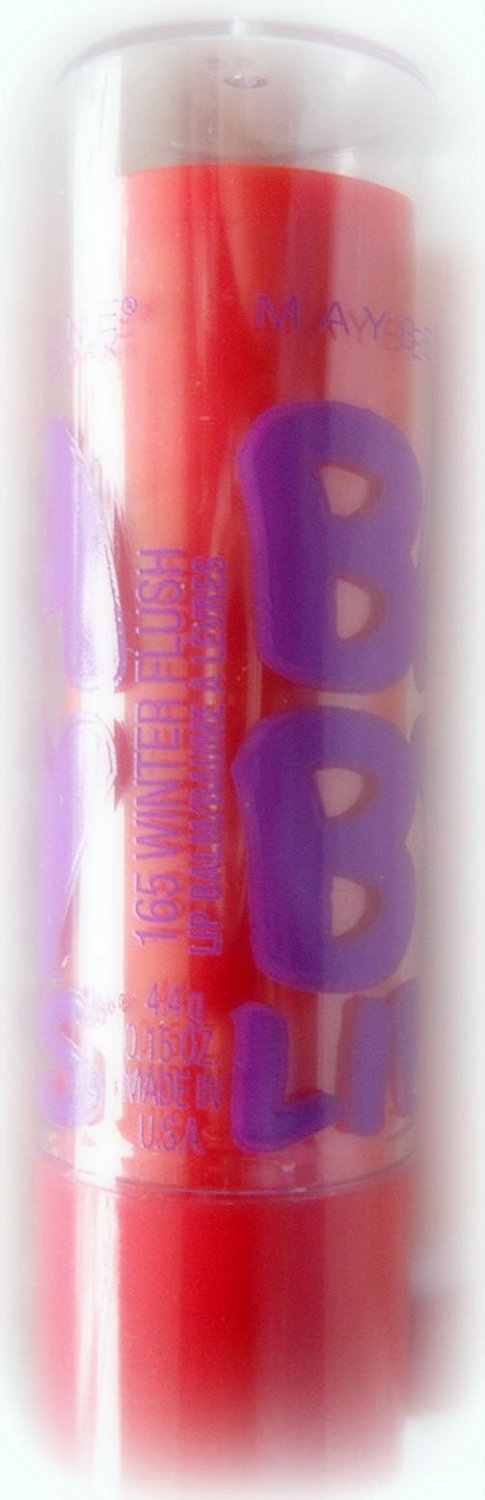 Maybelline Baby Lips Limited Edition ~ # 165 Winter Flush & #05 Quenched ~ 2 Pack Combo (Quantity 1 Pack)