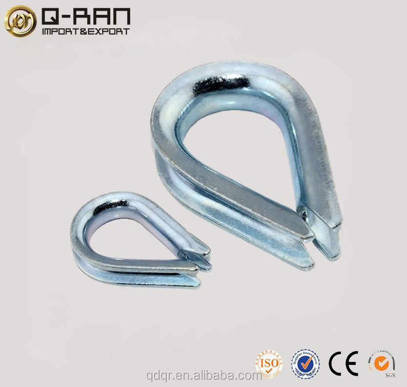 Carbon Steel Wire Rope Thimbles -thimble For Rope - Buy Thimbles ...
