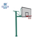 Top Grade CE Approved Outdoor Basketball Hoop Stand With In Ground Installation