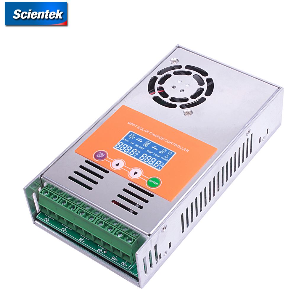 Photovoltaik-zubehör 20a 12v/24v Solar Panel Charge Controller Battery Regulator Safe Protection Yy